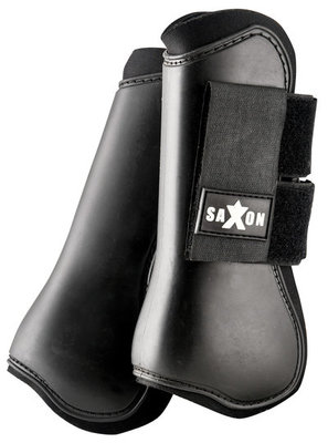 Open Front Jumping Boots, pair