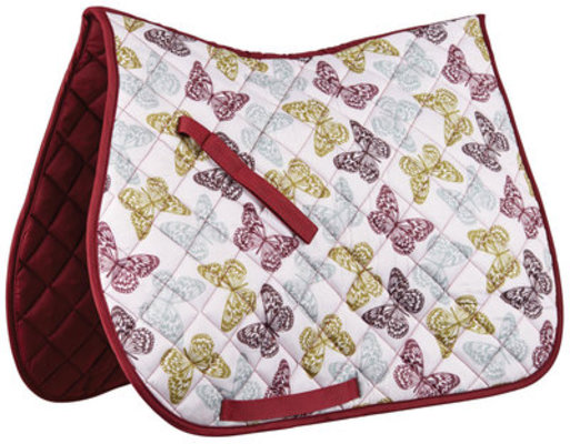 Roma Patterned All-Purpose Saddle Pad