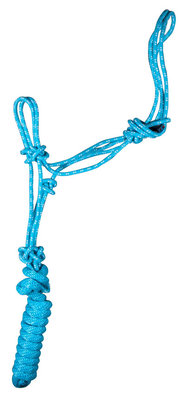Rope Halter with Lead