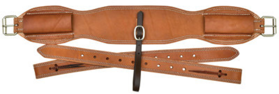 Roper Flank Cinch by Berlin Leather