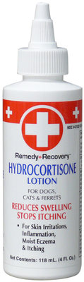 Remedy+Recovery Hydrocortisone Lotion, 4oz