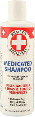Remedy+Recovery Medicated Shampoo for Dogs