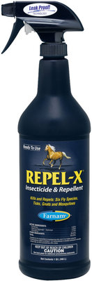 Repel-X, Quart