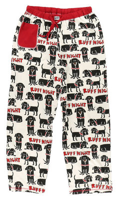 Ruff Night PJ Pants