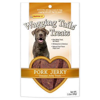Wagging Tails Pork Jerky