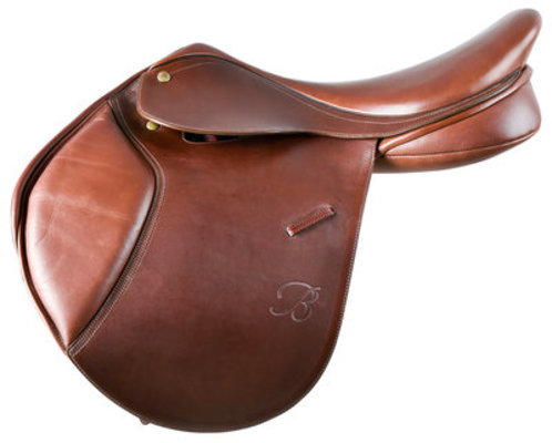 "16.5"" Caprilli Close Contact Saddle - Regular Flap"