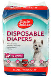 Simple Solution Disposable Diapers, 12-pk