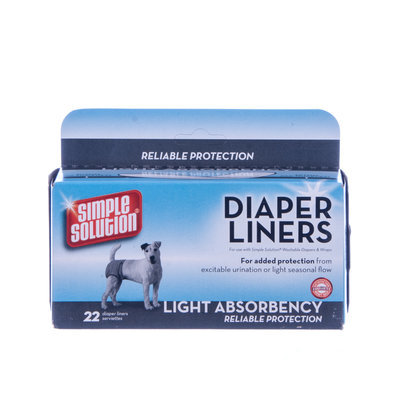 Simple Solution® Diaper Liners
