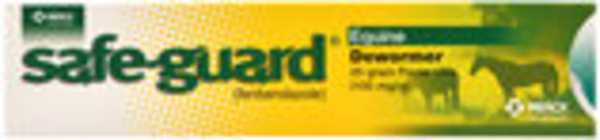 Safe-Guard Dewormer Paste