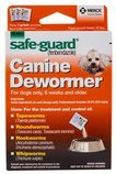Safe-Guard Canine Dewormer