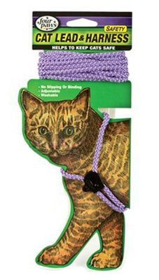 Safety Cat Leash & Harness