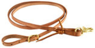 San Saba Pony Harness Leather Rein