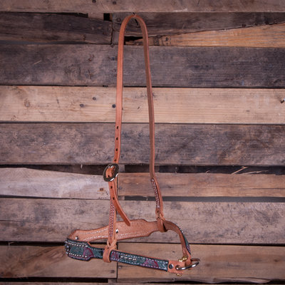 San Saba Scalloped Noseband