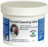 Sarcoid Cleansing Salve, 4 oz
