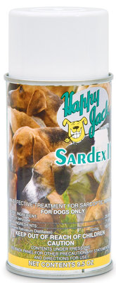 Happy Jack Sardex II Dog Mange Remedy