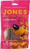 "Jones Natural Sausage Sticks, 5"" L"