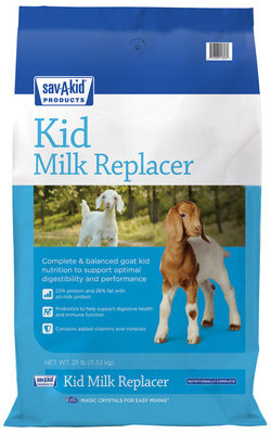 Sav-A-Kid® Milk Replacer, 25 lb