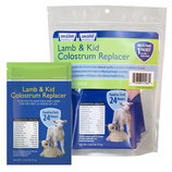 Sav-A-Lam & Kid Colostrum Replacer, <br>(6) 2 oz pouches