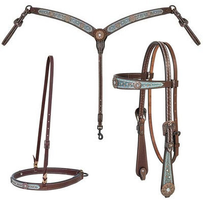 Weaver Leather Savannah Tack Set