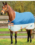 Saxon 600D Basic Standard Neck Turnout Blanket, 220g