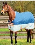 Saxon 600D Standard Neck Turnout Sheet