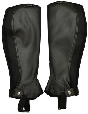 Saxon Easy-Care Women's Half Chaps, pair