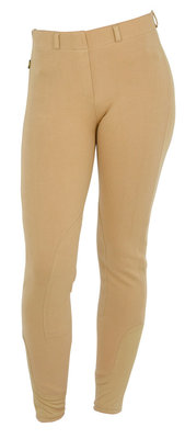Saxon Ladies' Knee Patch Pull-On Breeches