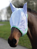 Saxon Mesh Fly Mask with Ears