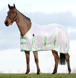 Saxon Standard Neck Mesh Fly Sheet