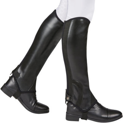 Saxon Syntovia Half Chaps, Childs