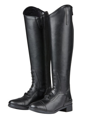 Saxon Syntovia Tall Field Boots, Slim