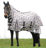 Saxon Unicorn Combo Neck Mesh Fly Sheet