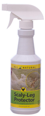 All Natural Scaly-Leg Protector, 16 oz