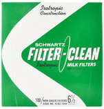 Schwartz Filter-Clean Milk Filters