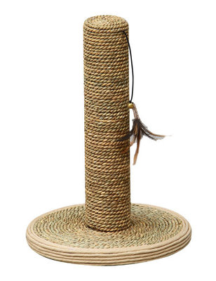 Sea Grass Cat Scratcher Post