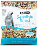 Sensible Seed Bird Food for Parrots & Conures