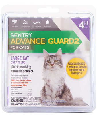 Advance Guard2 for Cats over 9 lb (4 pk)