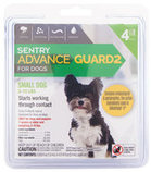 Sentry Advance Guard2 for Dogs, 4 count