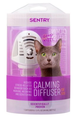 SENTRY® Calming Diffuser Kit & Refills for Cats