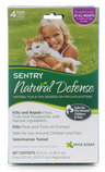 SENTRY® Natural Defense Squeeze-On for Cats
