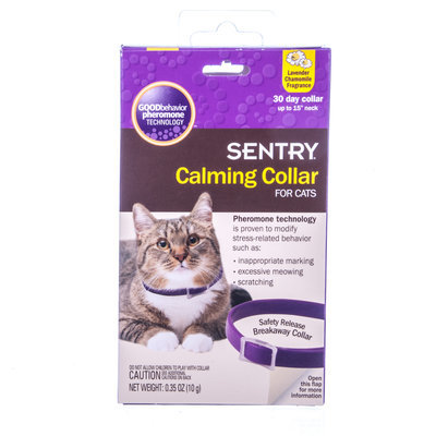 Sentry GoodBehavior Calming Collar, Single