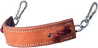 Sharon Camarillo Sweet Six Nose Piece, Flat Leather