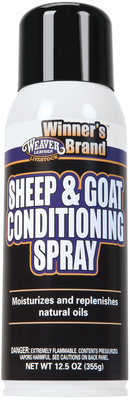 Sheep and Goat Conditioning Spray 12½ oz