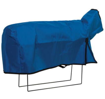 Weaver Sheep Blanket, Medium, Blue