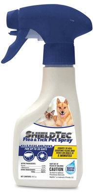 16 oz ShieldTec Flea & Tick Spray