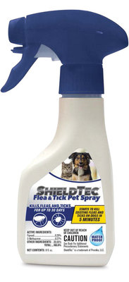 ShieldTec Flea & Tick Pet Spray