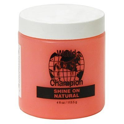 Shine On Natural (clear), 4 oz