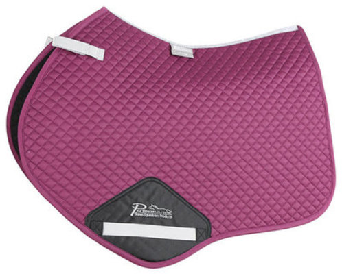 Shires Performance Suede Jumping Saddle Pad