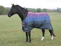 "Shires 600D ""Galaxy"" Horse Blanket, 200g"