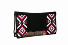 "Aztec Showman Saddle Pad, 33"" x 38"""